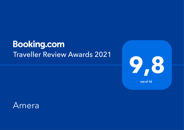 Amera Booking Rating